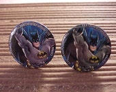 Batman Cuff Links / Comic Book Cufflinks