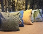 Button-up Memory Pillows (each)