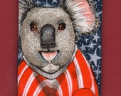 SALE! Koala--2015 Small Limited Edition Ornament (75% off - was 7.50)
