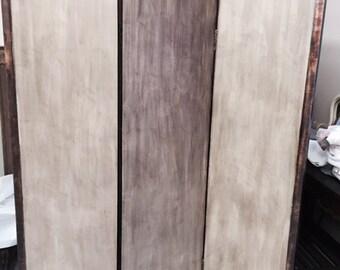 Three Panel Screen Room Divider Privacy Screen Decorative Screen Home Decor