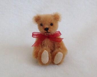 Miniature Traditional Teddy Bear