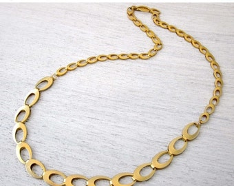 Sale 20% OFF Lily Necklace in Gold