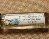 Natural Colic Relief for Babies, Aromatherapy, Natural Healing