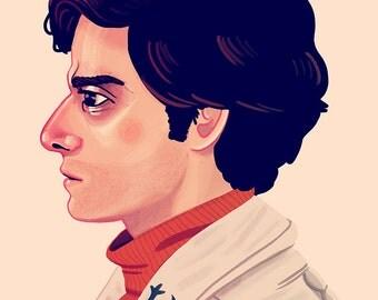 Poe - 8x10 Print