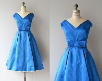 Bel Canto dress | vintage 1950s dress | 50s party dress
