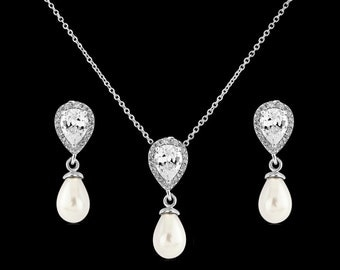 Wedding Jewellery Sets Etsy UK