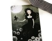 30% Off Halloween Sale - My Only Friend - Postcard