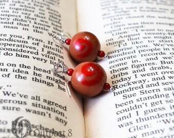 Okami Stray Bead Earrings