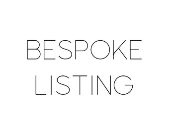 Special listing for Laurie