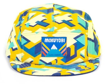 Platform Architect 5 Panel Hat