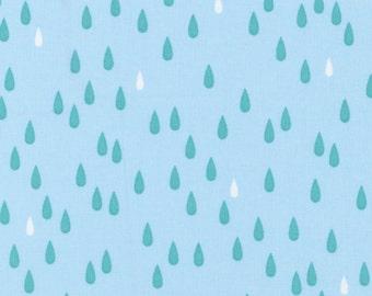 L's Modern Basic Blue Lecien Japan by the Half Yard Japanese fabric