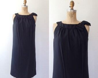1960s dress / vintage party dress / Bidding Adieu dress