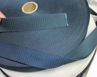 "dark blue Nylon Webbing,1"" Nylon Webbing,1"" wide dark blue nylon webbing,dark blue webbing,webbing,dark blue webbing,"
