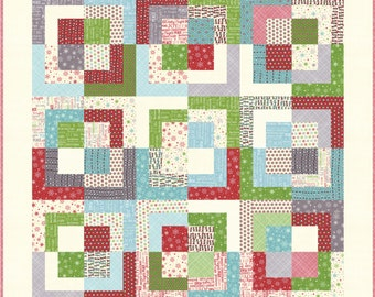 SUMMER SALE - Frivol 10 (May) - Cookie Exchange - Sugar - by Sweetwater for Moda Fabrics