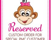 Custom order request from denisecolon721