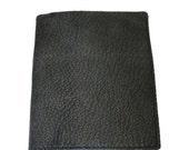 20% OFF Dark Grey Leather Passport Cover for Men & Women - ACCESSORIES