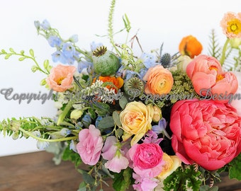 Styled Stock Photography | Styled Photo | Floral Photography | Spring | Digital Image | Product Photography