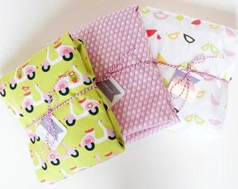 ON SALE Organic Crib Sheet - Baby Sheet - Girl Crib Bedding - Fitted Crib Sheet - Organic Crib Bedding - SALE