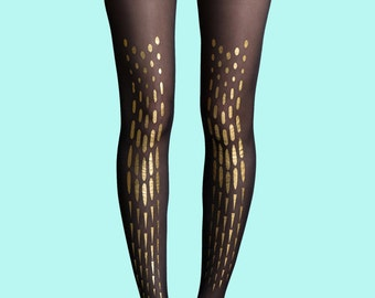 Gifts for her, Tattoo tights, Kim design, gift for her, gift ideas, gift for women, available in S-M, L-XL