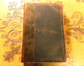 A Tale of Two Cities by Charles Dickens antiquarian leather book