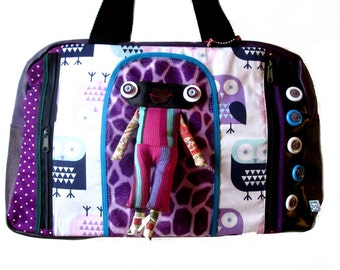 Bag molly creative bag unique bag n65 bag owl