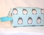 Totoro Project Bag - Premium Fabric