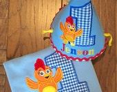 Chica Birthday Set