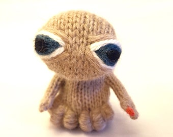 E.T. The little Extraterrestrial