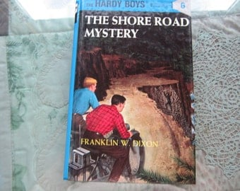 the story of the hardy boys in the shore road mystery Hardy boys has 137 entries in the series  ghost stories hardy boys (series)  franklin w dixon author  (2003) cover image of the shore road mystery.