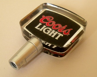 Coors Light Beer Pull