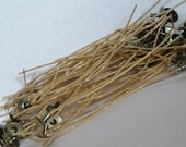 Candle Wicks 50 Qty - Candle Supplies - Pre-Tabbed Wicks - Heinz Natural Coreless CD 5-12 - Votive Wicks, Cotton Wicks