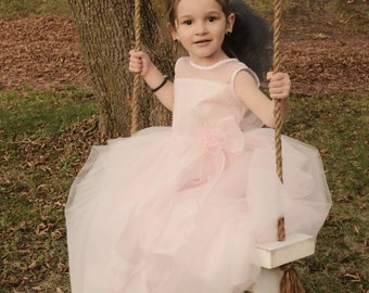Wedding rope swing or porch swing