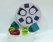 25% Off 3 Square Ring Mold and 3 Bonus Cubes
