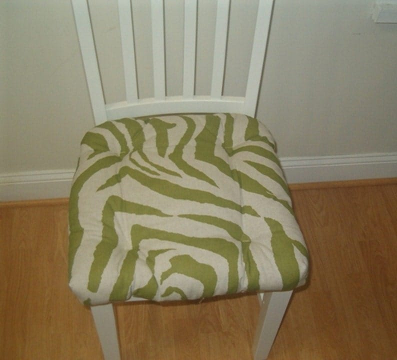 RTS Tufted chair pad seat cushion bar stool cushion Zebra : ilfullxfull8929147788h9o from www.etsy.com size 794 x 720 jpeg 81kB