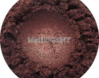 Loose Mineral Eyeshadow-Mahogany