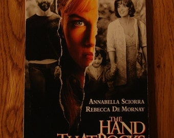 Hand That Rocks Cradle Notepad