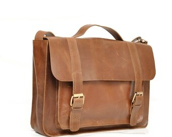 leather briefcase bag laptop bag  brown  leather side bags leather Messenger bag Leather satchel bag leather laptop bag leather courier bag