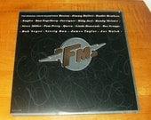 FM The Original Movie Soundtrack Double Vinyl Album
