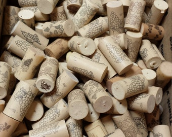 Wine cork favor   Etsy