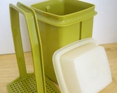 Tupperware Avocado Green Pickle Keeper, Storage Container