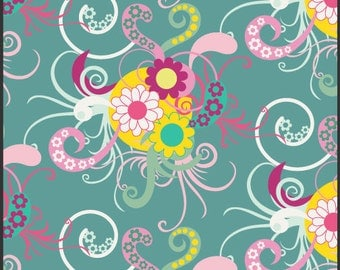 1 Yard Juicy Scents from Sugar Collection by Pat Bravo and Art Gallery Fabric