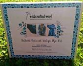 Shibori Natural Indigo Dye Kit