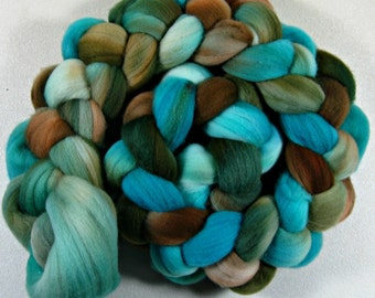 Tradewinds merino wool top for spinning and felting (4.3 ounces)