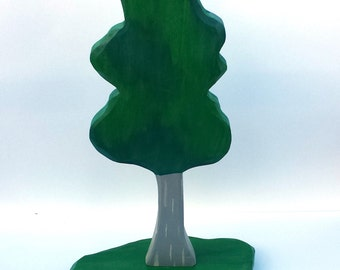 forest tree, wooden trees, Waldorf trees, Montessori trees, imaginative play, open ended play tree decor, Waldorf toys, fantasy tree