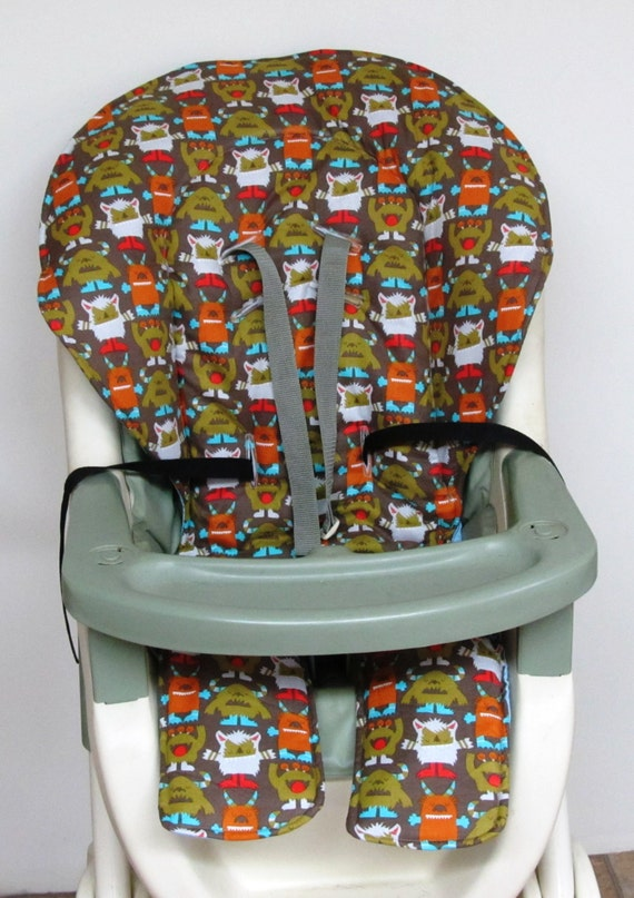 Graco Replacement Chair Cover High Chair Pad By Sewingsilly