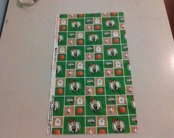 Boston Celtics fabric 245332
