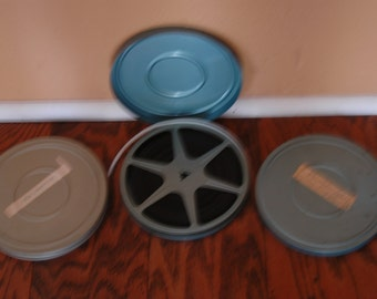Reel to Reel circa 60's Set of 3