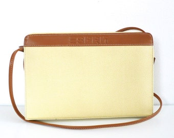 Vintage Esprit Purse // Made in Korea
