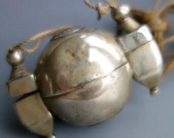 Shiva Lingam Casket Box Pendant