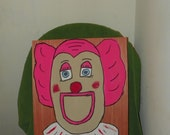 Special  colorl for NatB   clown    circus  games with   4  bean bags